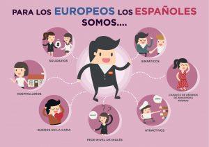 INGLES EN ESPAÑA/ EUROPA